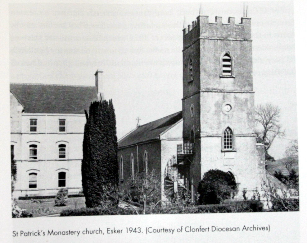 Esker where Father Tom received his secondary education