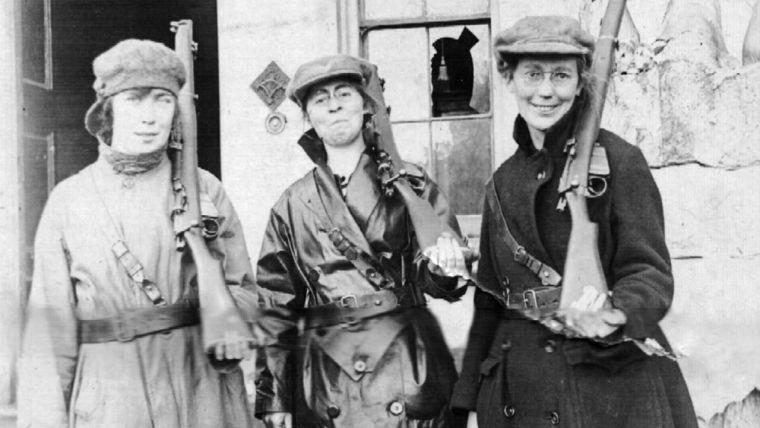 Women of 1916